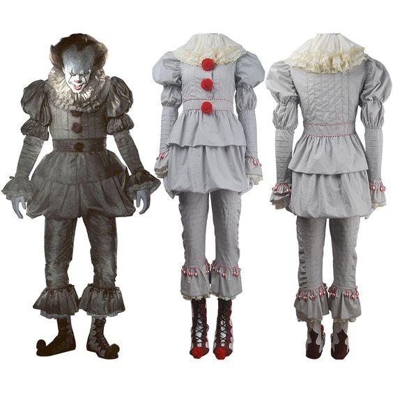 How To Make Pennywise The Clown Costume Impressive Pennywise Costume Pattern