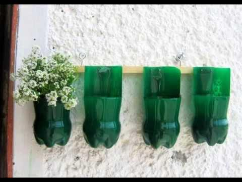 Ideas para reciclar las botellas - Paso 1